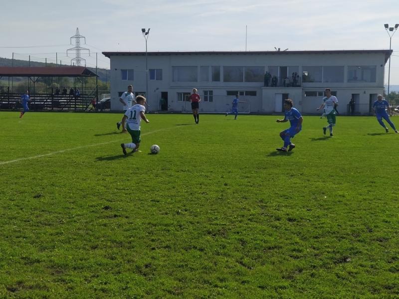 14 goluri în meciurile  echipelor de Liga a III-a din Alba