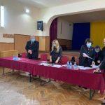 Consilierii locali ai orașului Teiuș au depus Jurământul de credință!