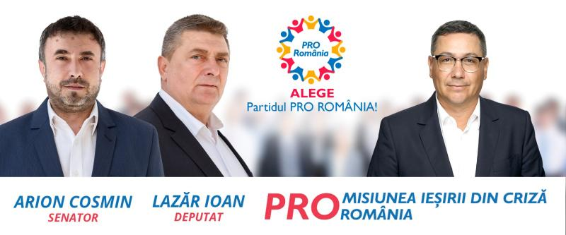 """Ioan Lazăr:""""Salvăm România fără a concedia românii!"""""""