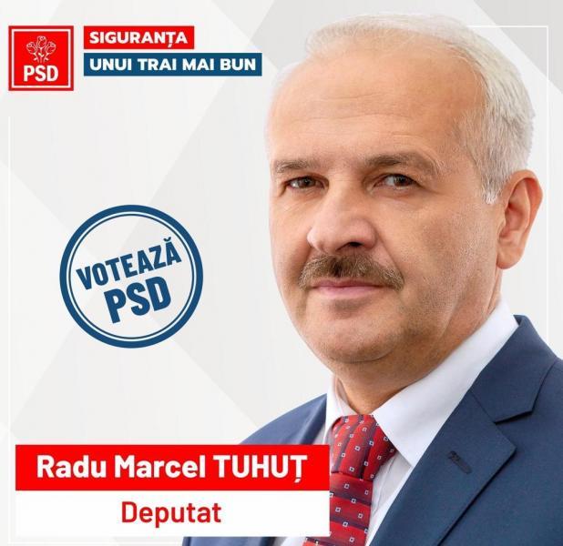 """Radu Marcel Tuhuț:""""Organizarea alegerilor, mai importantă pentru PNL decât sănătatea oamenilor"""""""