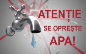 Întreruperi ale furnizării apei potabile pe mai multe străzi din Cugir!