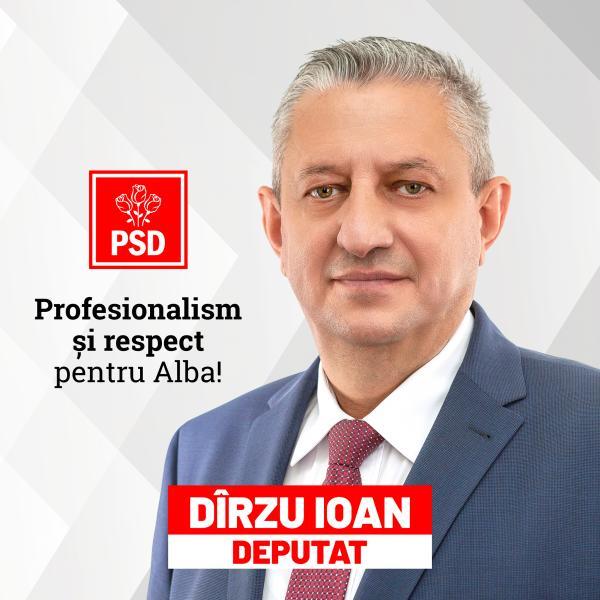 """Ioan Dîrzu:""""Produse românești pe masa fiecărui român – un program propus de PSD pentru susținerea fermierilor"""""""