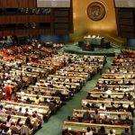 Rezoluție bienală a României adoptată de Adunarea Generală a ONU!