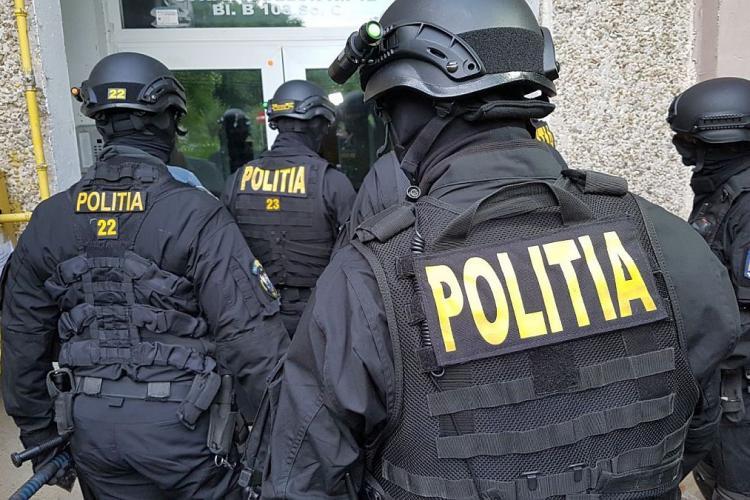 386 de percheziţii domiciliare efectuate de procurorii DIICOT şi ofiţeri de poliţie judiciară în Bucureşti şi 28 de judeţe!