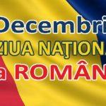 Vezi AICI Programul oficial al manifestărilor de la Alba Iulia ocazionate de Ziua Națională a României!