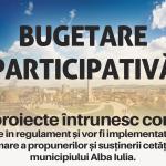 Cinci proiecte au câștigat finanțări în sesiunea I a Bugetării Participative în municipiul Alba Iulia