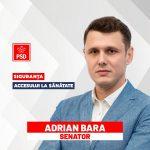 Dr. Adrian Bara: Noul PSD are soluții concrete pentru îmbunătățirea sistemului de sănătate