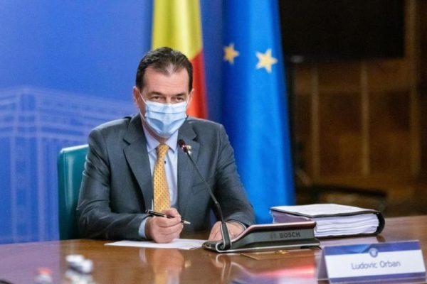 Ludovic Orban, noul președinte al Camerei Deputaților