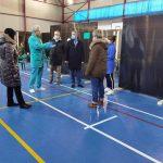 Bilanțul primei zile de vaccinare anti COVID-19 din municipiul Aiud!