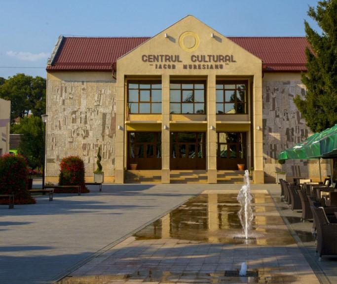 """Centrul Cultural """"Iacob Mureșianu"""" din Blaj va găzdui Centrul de vaccinare împotriva COVID-19 din municipiu!"""