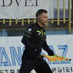Alexandru Vodă, delegat la duelul Sibiu-Sfântu Gheorghe din Liga 1 de fotbal