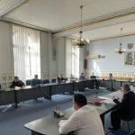 Alba Iulia: Ședință a Grupului de suport tehnic pe epidemii