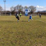 Victorie categorică a Sodei într-un meci amical de fotbal