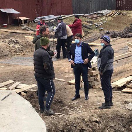 CJ Alba a demarat lucrările în 4 proiecte de infrastructură importante