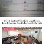 PSD Sebeș: Domnule primar, dați dovadă de transparență! Ședința de Consiliu Local Sebeș nu se poate face pe email!