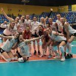 Din nou sus de tot! CSM Volei Alba Blaj este în finala Cupei Challenge!