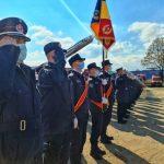 Avansări în grad la ISU Alba de Ziua Protecției Civile din România