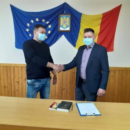 Un nou consilier local în Fărău