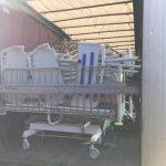 Abrud: Donație de paturi din Italia pentru spitalul orășenesc