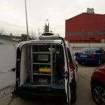 Măsurători ale calității aerului în Sebeș