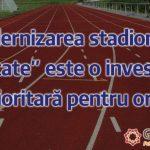 """Alba Iulia: Au început lucrările de modernizare a pistei de atletism din incinta stadionului """"Cetate"""""""