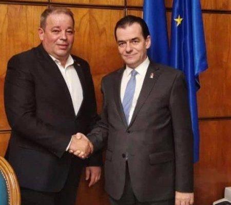 Claudiu Răcuci, de astăzi este oficial secretar de stat la Ministerul Dezvoltării
