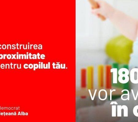 Creșe de proximitate, utilități, investiții în sănătate și într-un mediu sănătos – amendamente ale consilierilor PSD pentru Alba Iulia