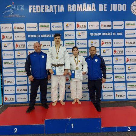 CS Unirea Alba Iulia, rezultate foarte bune la Campionatul Național de Judo U21: Două medalii de bronz, la masculin și feminin