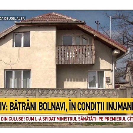 """Călin Gheorghe Matieș:""""Bătrânii din Alba au ajuns bătaia de joc a CJ Alba și a lui Ion Dumitrel!"""""""