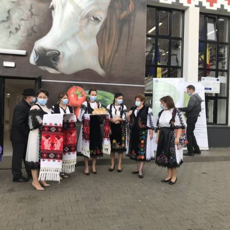 Ministrul Agriculturii s-a umplut de ridicol în vizita avută în județul Alba! Chiar și așa, Mall-ul moțesc din Zlatna este un exemplu de urmat de toți primarii din țară!