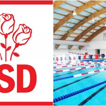 Consilierii PSD, locali și județeni, susțin construirea unui bazin de înot la Sebeș