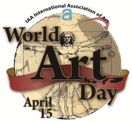 15 aprilie – Ziua Mondială a Artei
