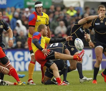 România va întâlni Scoția în primul meci-test World Rugby din 2021