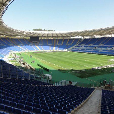 Stadionul Olimpic din Roma va fi deschis la capacitate de 25% din locuri la Euro 2020