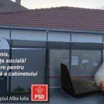 Consilierii PSD Alba Iulia au obținut reabilitarea termică a cabinetului medical din Oarda de Jos