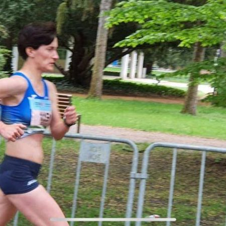 CS Unirea Alba Iulia scrie din nou istorie la nivel european: Ana Rodean a realizat un nou record național în proba de 35 de km marș!