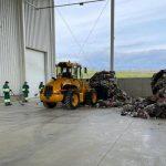 S-a deschis Centrul de Management Integrat al Deşeurilor de la Galda de Jos!