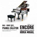 Turneul Pianul Călător – ENCORE susținut de HORIA MIHAIL revine la Alba Iulia pe 26 iunie