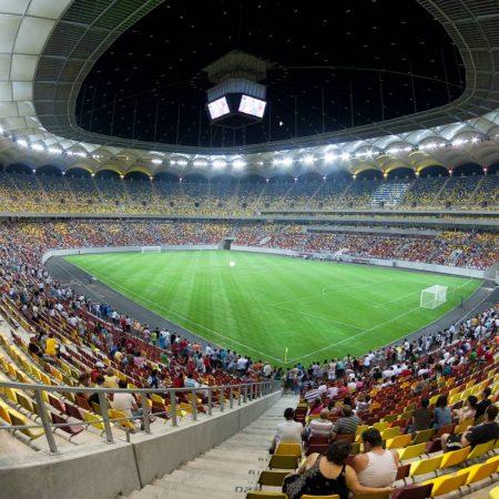 FRF: Procedura de acces pe Arena Națională la partidele UEFA EURO 2020