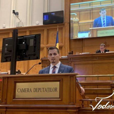Beniamin Todosiu: Candidez pentru președinția USR PLUS Alba, iar fiecare membru este important în proiectul politic propus de mine (P)
