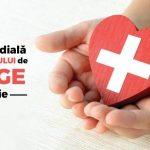 14 iunie – Ziua Mondială a Donatorului de Sânge