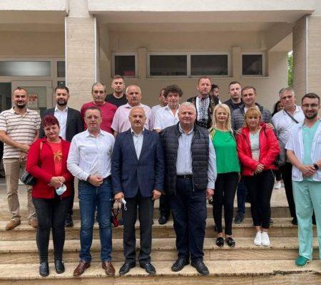 Acțiune de donare de sânge, organizată de PES activists Alba, cu sprijinul Partidului Social Democrat
