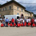 Acțiunile social-democraților pentru sprijinirea persoanelor afectate de inundații din Munții Apuseni continuă! PSD Arad s-a alăturat demersurilor noastre de ajutare a oamenilor!