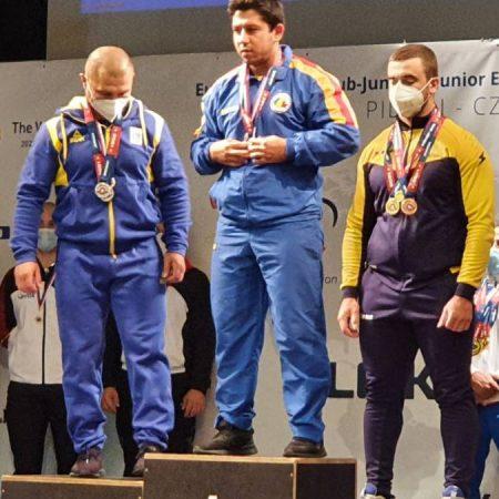 Performanță istorică pentru România, obținută de CS Unirea Alba Iulia: Andrei Irimie, medalie de AUR la Campionatele Europene de Powerlifting