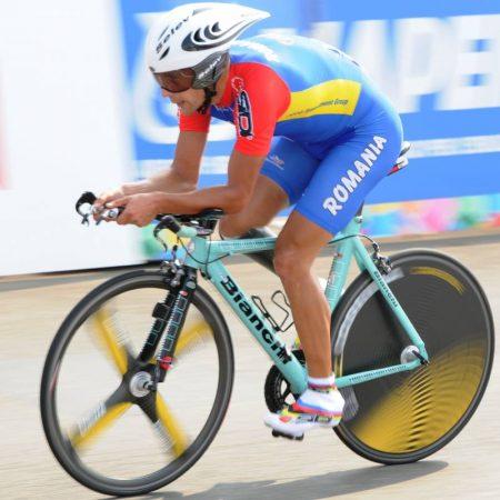 Eduard Novak, locul 11 în proba de contratimp 1.000 de metri din cadrul Jocurilor Paralimpice de la Tokyo