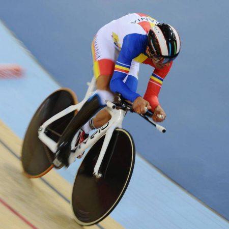 Medalie de argint cucerită de Eduard Novak  la Jocurile Paralimpice de la Tokyo