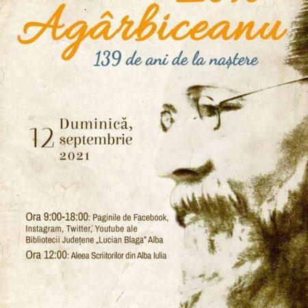 """Ion Agârbiceanu, omagiat la Biblioteca Județeană """"Lucian Blaga"""" Alba"""