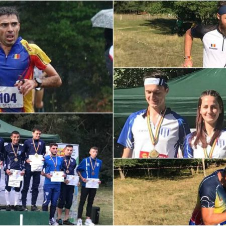 CS Unirea Alba Iulia – 2 medalii de aur, 1 argint și 1 bronz la Campionatele Naționale de Orientare: Tamas Bogya și Ionuț Zincă, campioni naționali