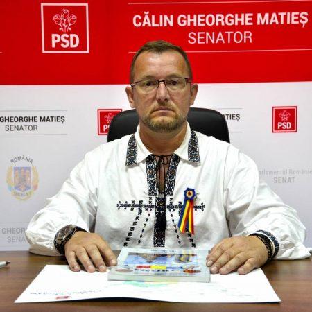"""Călin Gheorghe Matieș:""""PSD a propus și susținut legea consumatorului vulnerabil"""""""