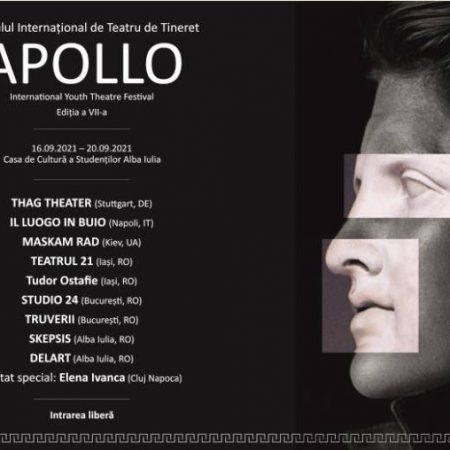 Festivalul Internaţional de Teatru de Tineret APOLLO, ediția a VII-a
